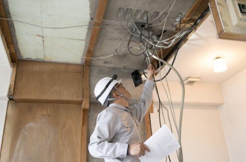 Rénovation et mise en conformité électrique